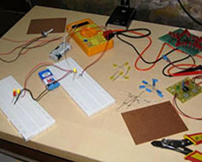 ELECTRONICS SUPERCHARGED